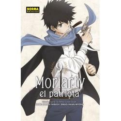 MORIARTY EL PATRIOTA Nº 09