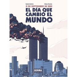 11 DE SEPTIEMBRE DE 2001, EL DÍA QUE CAMBIÓ EL MUNDO