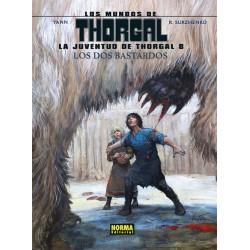 LA JUVENTUD DE THORGAL VOLUMEN 08 LOS DOS BASTARDOS