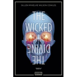 """THE WICKED + THE DIVINE VOL. 09 """"BIEN"""""""