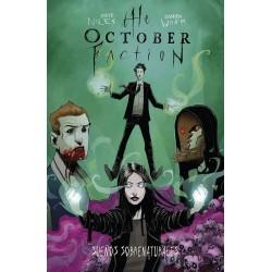 THE OCTOBER FACTION Nº 05 SUEÑOS SOBRENATURALES