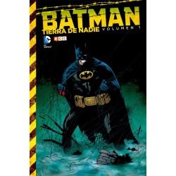 BATMAN: TIERRA DE NADIE VOL. 01 (DE 06)