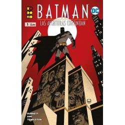 BATMAN: LAS AVENTURAS CONTINUAN Nº 01