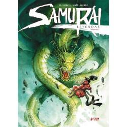 SAMURAI LEYENDAS (INTEGRAL 02)