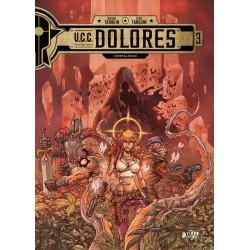 U.C.C. DOLORES Nº 03 CRISTAL ROJO