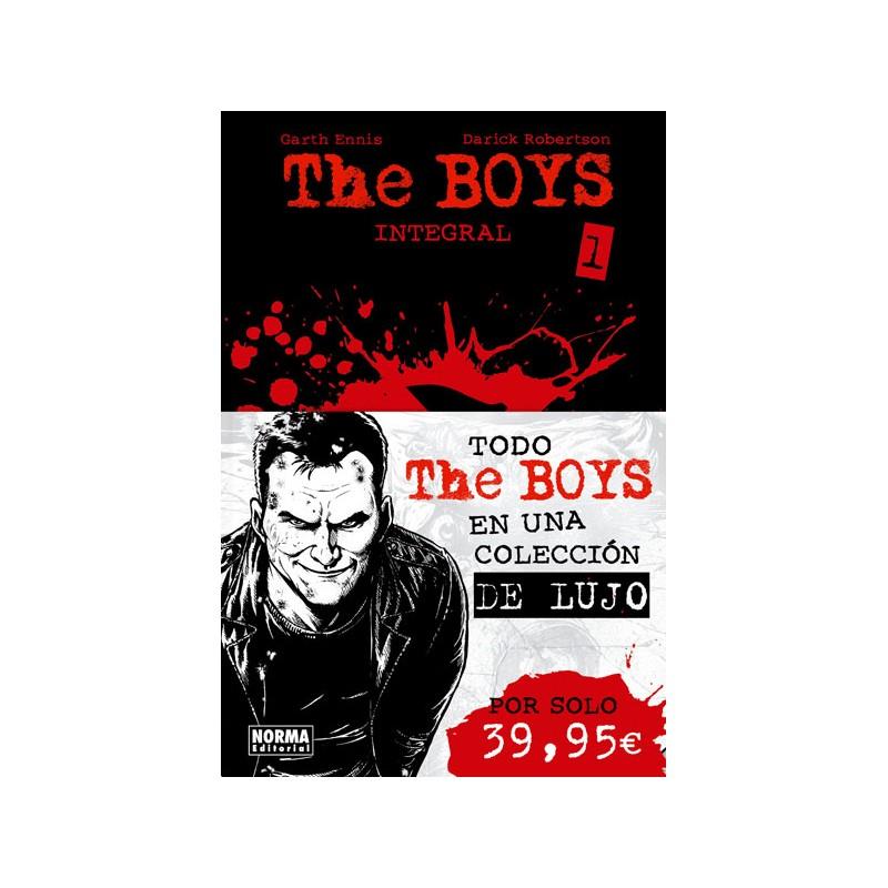 THE BOYS INTEGRAL VOL. 01