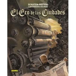 LAS CIUDADES OSCURAS - EL ECO DE LAS CIUDADES (OCASIÓN)