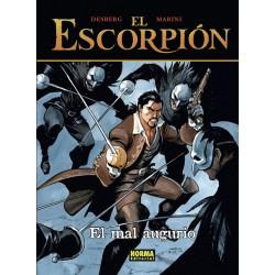 EL ESCORPIÓN VOL. 12: EL MAL AUGURIO