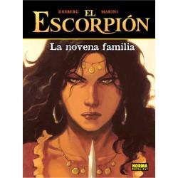 EL ESCORPIÓN VOL. 11: LA NOVENA FAMILIA