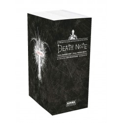 DEATH NOTE EDICIÓN INTEGRAL
