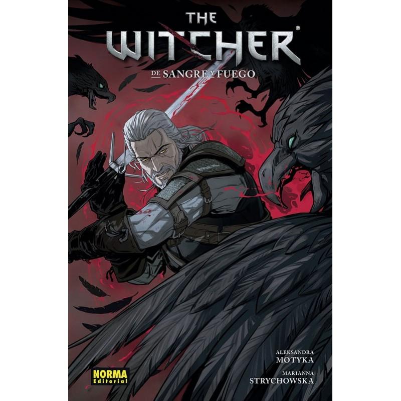 THE WITCHER VOL. 04: DE SANGRE Y FUEGO