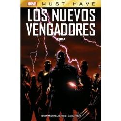 MARVEL MUST-HAVE. LOS NUEVOS VENGADORES VOL. 01: FUGA