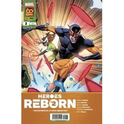 HEROES REBORN Nº 02 (DE 05)