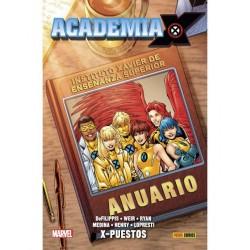 ACADEMIA X VOL. 02 X-PUESTOS
