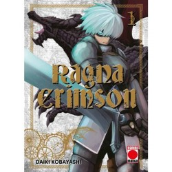 RAGNA CRIMSON Nº 01