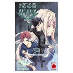 FOOD WARS Nº 32