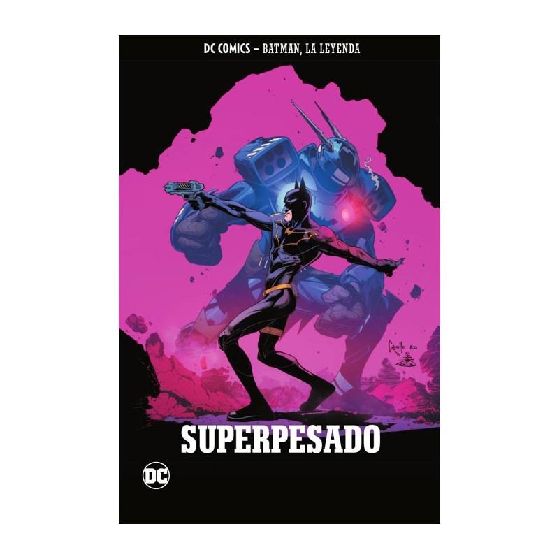 BATMAN LA LEYENDA Nº 29 : SUPERPESADO