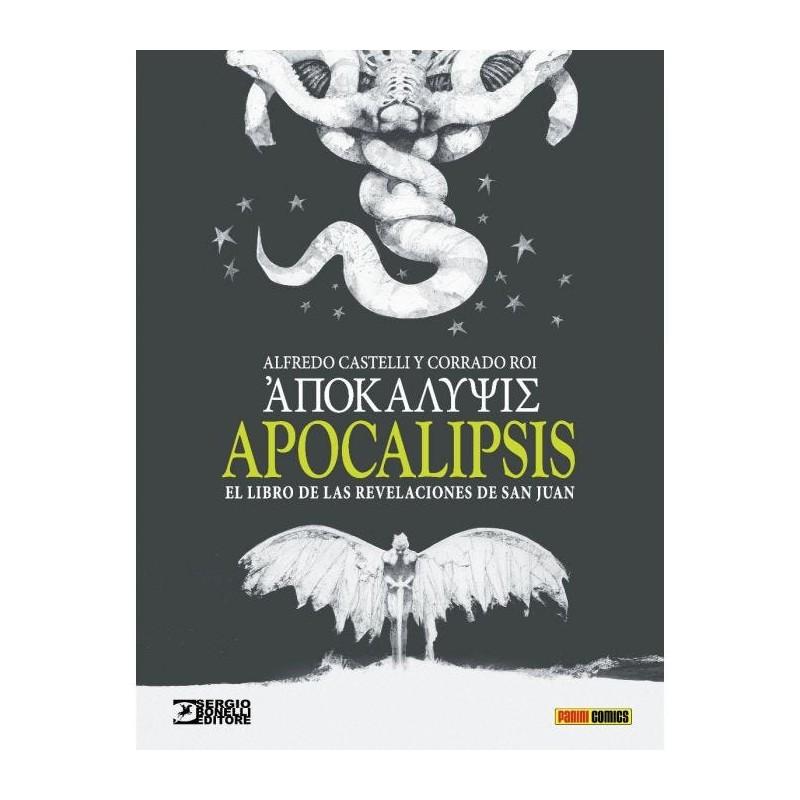 APOCALIPSIS, EL LIBRO DE LAS REVELACIONES DE SAN JUAN