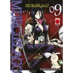 MURCIÉLAGO Nº 09