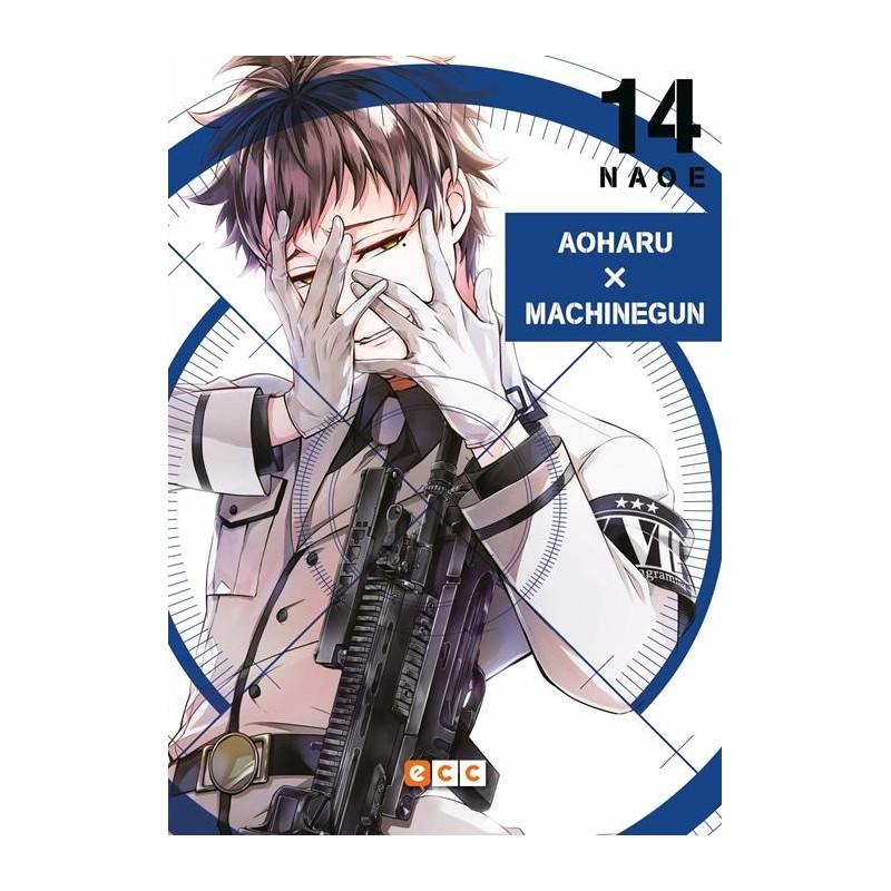 AOHARU X MACHINEGUN Nº 14