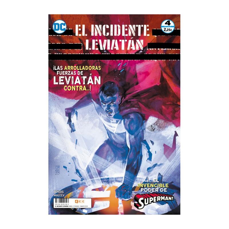 EL INCIDENTE LEVIATÁN Nº 04 (DE 6)