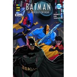 BATMAN: LAS AVENTURAS CONTINUAN Nº 03