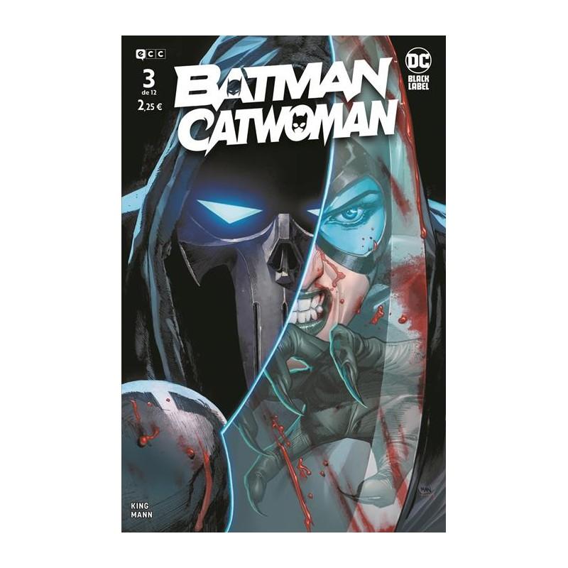 BATMAN / CATWOMAN Nº 03 (DE 12)