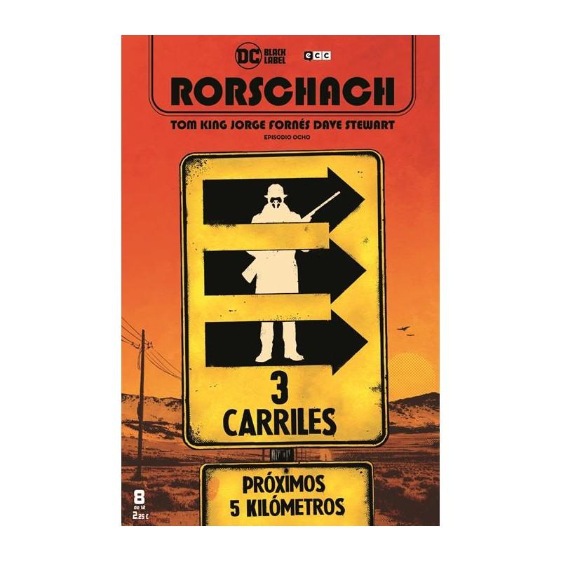 RORSCHACH Nº 08 (DE 12)