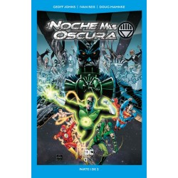 LA NOCHE MÁS OSCURA VOL. 01 (DE 2) (DC POCKET)