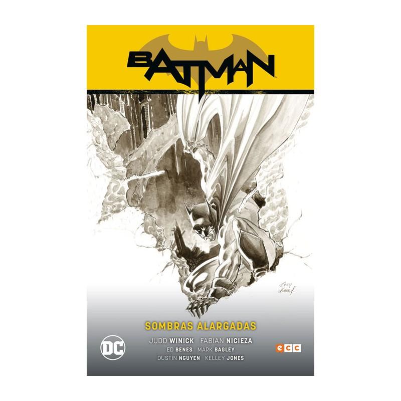 BATMAN VOL. 09: SOMBRAS ALARGADAS (BATMAN SAGA - RENACIDO PARTE 3)