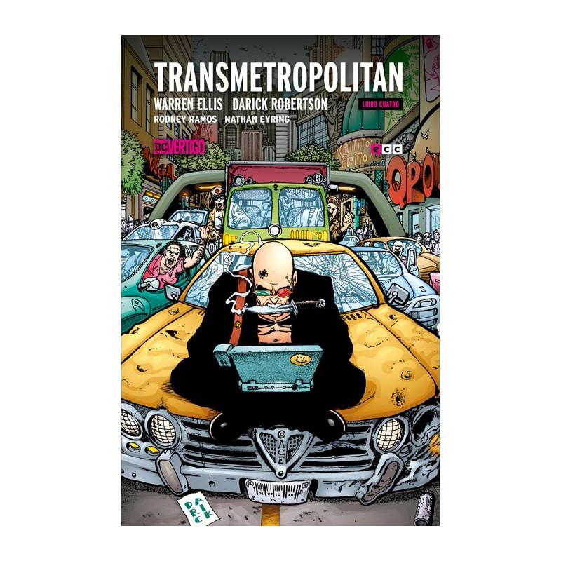 TRANSMETROPOLITAN LIBRO 04 (DE 5)