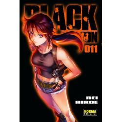 BLACK LAGOON Nº 11