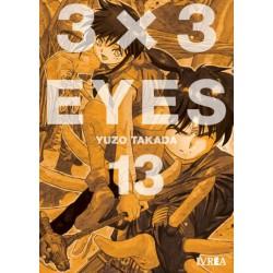 3 X 3 EYES Nº 13