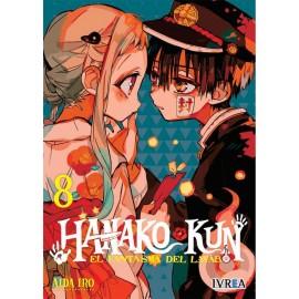 HANAKO-KUN EL FANTASMA DEL LAVABO Nº 08