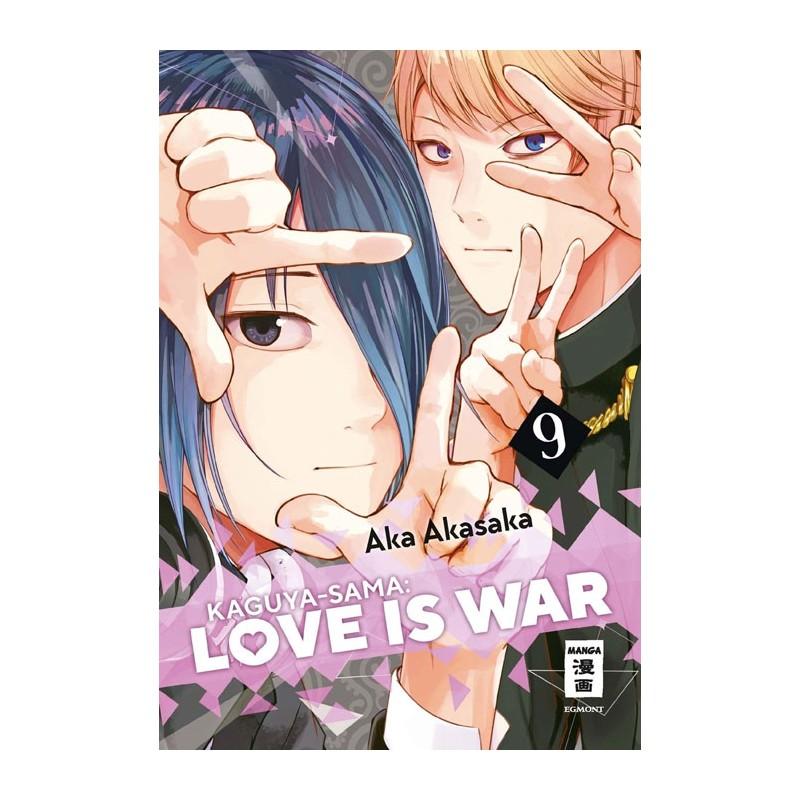 KAGUYA-SAMA: LOVE IS WAR Nº 09