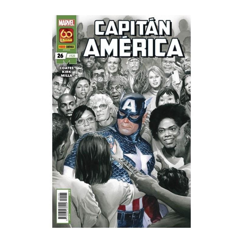 CAPITÁN AMÉRICA Nº 26 / 125