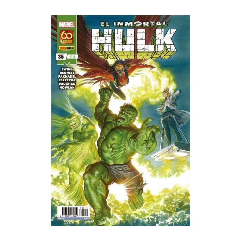 EL INMORTAL HULK Nº 35 / 111