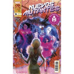 NUEVOS MUTANTES Nº 16