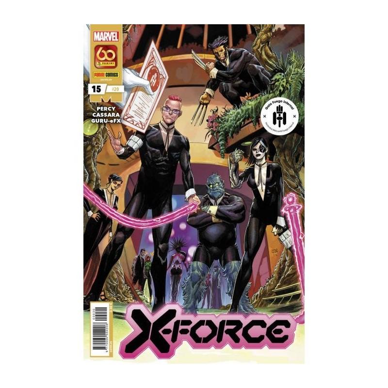 X-FORCE Nº 15 / 20