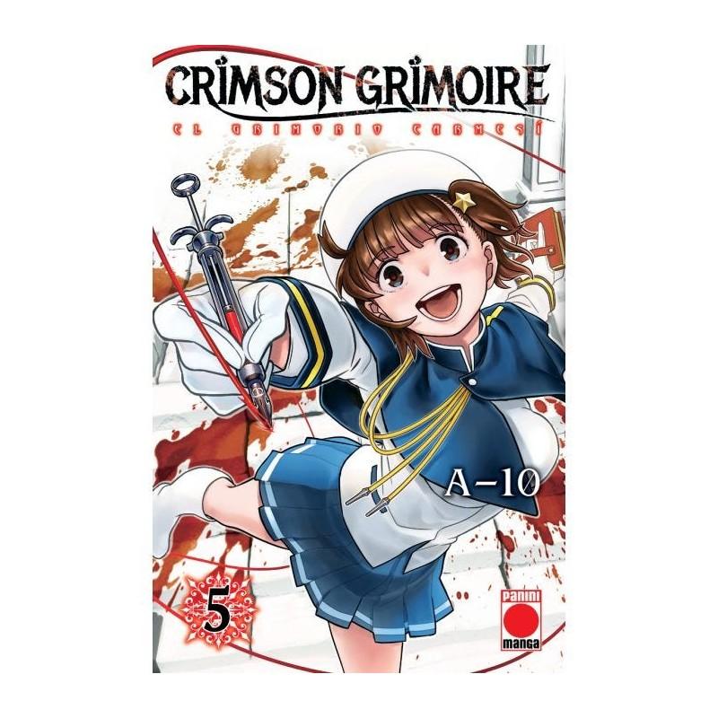 CRIMSON GRIMOIRE: EL GRIMORIO CARMESÍ VOL. 05
