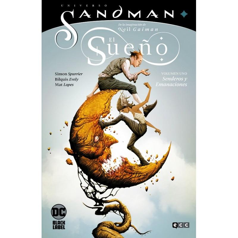 UNIVERSO SANDMAN: EL SUEÑO VOL.01 SENDEROS Y EMANACIONES