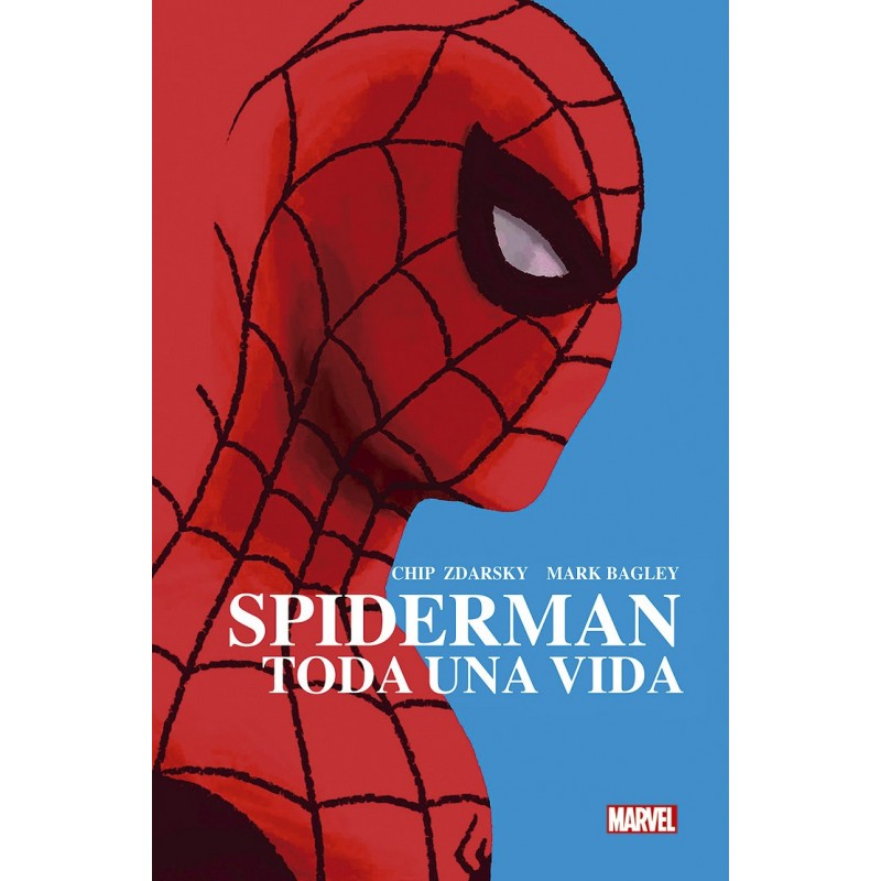SPIDERMAN: TODA UNA VIDA (COLECCION 100% MARVEL HC)