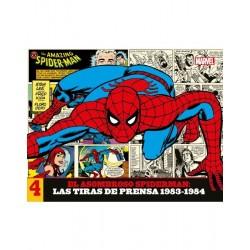 EL ASOMBROSO SPIDERMAN: LAS TIRAS DE PRENSA VOL. 04