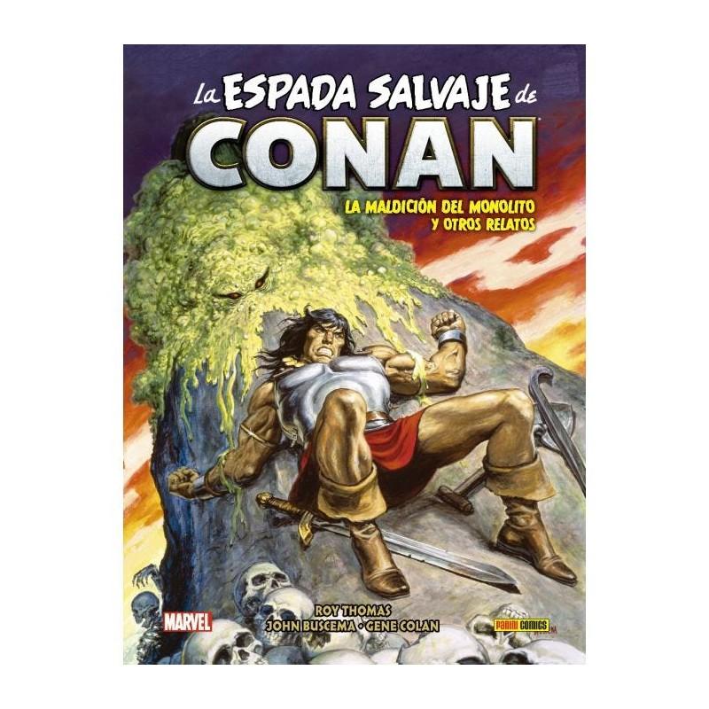 LA ESPADA SALVAJE DE CONAN VOL. 10 BIBLIOTECA CONAN