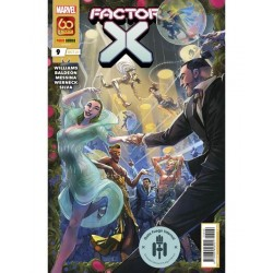 FACTOR-X Nº 09