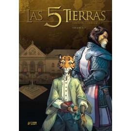 LAS 5 TIERRAS VOL. 03