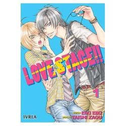 LOVE STAGE  VOL. 01