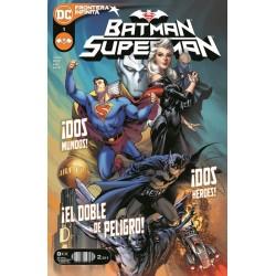 BATMAN / SUPERMAN: EL ARCHIVO DE MUNDOS Nº01 (DE 7)