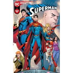SUPERMAN Nº 01 / 111 FRONTERA INFINITA