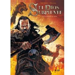 EL DIOS SERPIENTE Nº 01: LAS LAGRIMAS DE ODIN